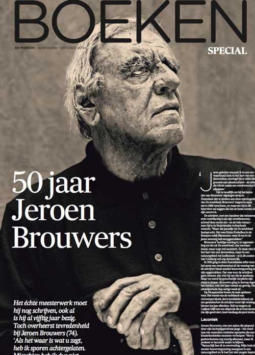 Margot Vanderstraeten interviewt: Jeroen Brouwers