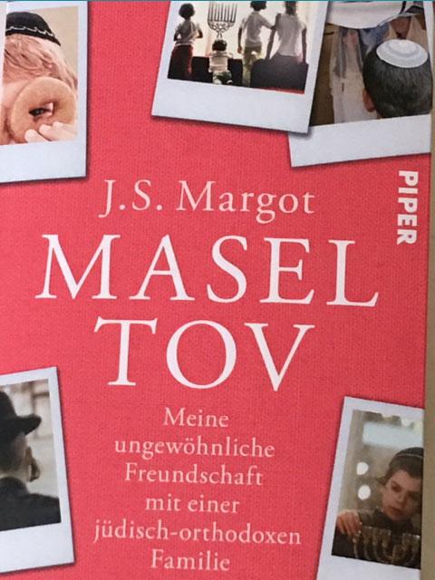 Zwei flämische Buchtipps in deutscher Übersetzung: Dreissig Tage (Annelies Verbeke) & Masel tov (J.S. Margot)