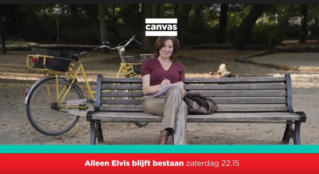 Margot Vanderstraeten te gast in het PRAATPROGRAMMA 'ALLEEN ELVIS BLIJFT BESTAAN'